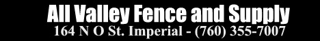 All Valley Fence and Supply